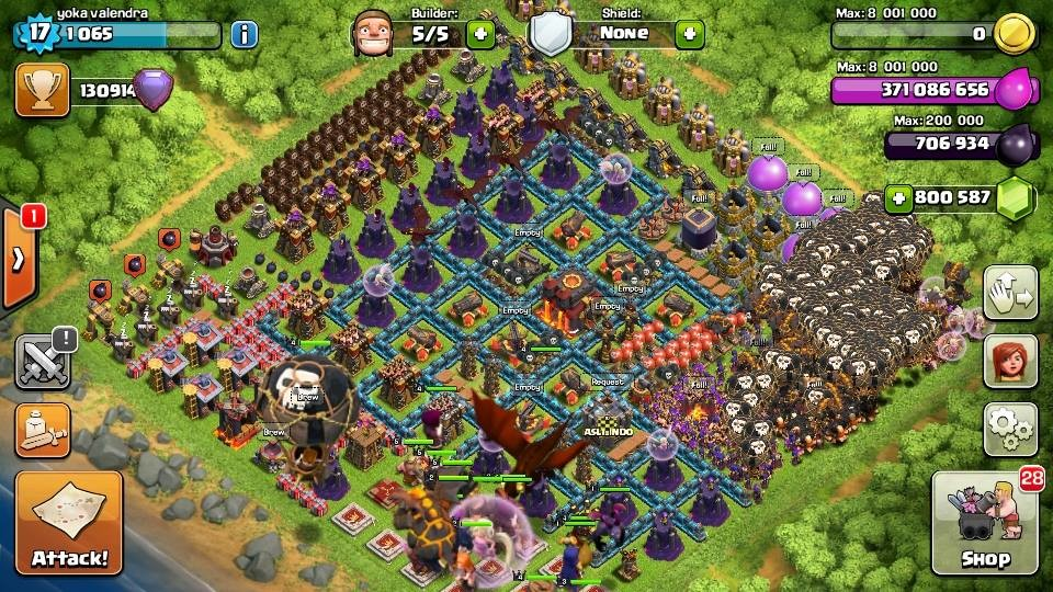 Coc apk download mod | Clash Of Clans Mod Apk Download